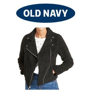 Teddy Moto Jacket by Old Navy